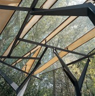 Sarah Wigglesworth Architects, Mark Anthony Walker, Jane Wernick Associates.Pavilion Chelsea Flower Show, 2002