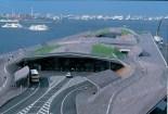 Farshid Moussavi, FOA, Terminal Internacional de Cruceros de Yokohama. 1995