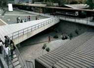 Cecilia Puga, Teodoro Fernández y Smiljan Radic. Auditorio y la Biblioteca de la Facultad de Arquitectura de la Universidad Católica de Chile