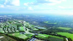 Farshid Moussavi, London 2012 Olympic Park