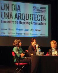 Valeria del Puerto. Encuentro Un día | Una arquitecta