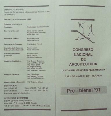 """Maite Fernández, Programa Congreso """"La Construcción del Pensamiento"""""""