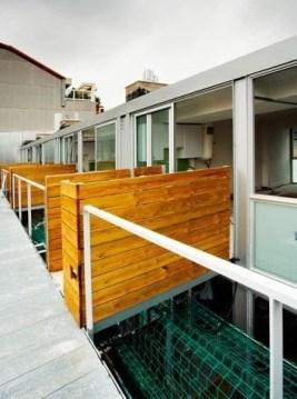 Judith Leclerc, Coll-Leclerc Arquitectos. Equipamientos Londres-Villaroel. 2001-2006