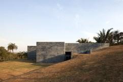 Paula Zasnicoff, Arquitetos Associados. Galería Cosmococas - INHOTIM