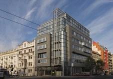 Ksenija Bulatović. Edificio de Oficinas Tacovska