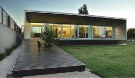 Mariela Marchisio y Cristian Nanzer, Casa RM, 2010-11