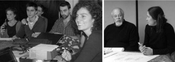 Daniella Urrutia y Constance Zurmendi. Seminario / Taller: Las cooperativas de vivienda en el Uruguay del Siglo 21