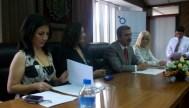 Hilda Herrera, Ana Falú, Jorge Martínez y María García Pizarro, Proyecto Genéralo, Ecuador