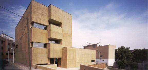 Margarita Jover + Iñaki Alday, Centro Cultural El Molino