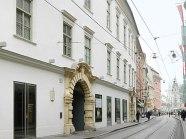 Marisol Vidal. Riegler Riewe Architekten, Museo im Palais, Graz