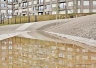 María Viñé, Martina Voser, (vivo.architektur.landschaft gmbh). Desarrollo de viviendas Triemli, Albisrieden, Zurich, 2006-2012.