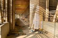 Anna Heringer & Eike Roswag. METI – Handmade School, Rudrapur, Bangladesh.