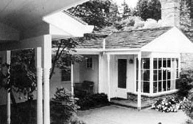 Elizabeth Ayer, casa Robert F. Linden
