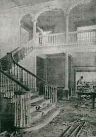 Josephine Wright Chapman, Construcción del pabellón de Nueva Inglaterra en la Exposición Panamericana de Buffalo, Nueva York, 1901