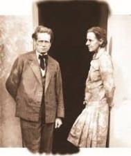 Marion Mahony y Walter Burley Griffin