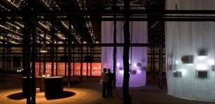 """Carmen Moreno Álvarez. Exposición """"Las fábricas del sur""""."""