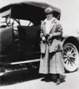Anna Wagner Keichline, Keichline y su automóvil, 1917