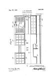 Anna Wagner Keichline, patente cocina, 1924
