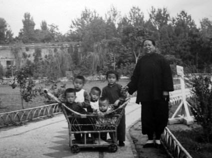 Margarete Schütte-Lihotzky en China 1956