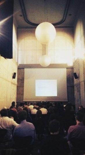 Silvia Blanco. Conferencia.