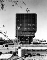 Norma Merrick Sklarek, Ayuntamiento de San Bernardino