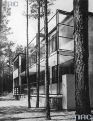 Helena Syrkusowa, Residencia para el Dr. Bernstein en Konstancin, cerca de Varsovia, 1931