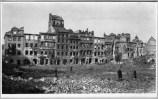 Imagen de Varsovia tras la Segunda Guerra Mundial