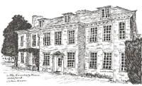 Elizabeth Wilbraham, Little Cassiobury House