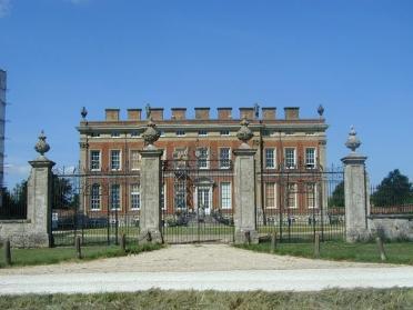 Elizabeth Wilbraham, Wotton House