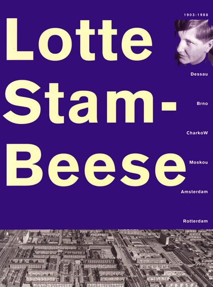 libro sobre Lotte Stam-Beese