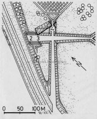 V. Pormeister, H. Sepmann y A. Murdmaa (1975): Memorial Maarjamae. Plano de ordenación.