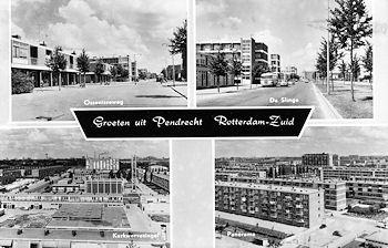 Lotte Stam-Beese, Pendrecht