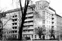 Hilde Weström, Planufer, Berlin-Kreuzberg (1951/52)