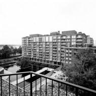 Chloethiel Woodard Smith, Harbour Square, Washington, 1963-66.