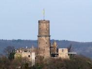 Elisabeth Böhm, Ampliación del Castillo de Godesburg, (1959) cerca de Bonn.