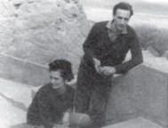 """Carmen Córdova y Horacio """"Bucho"""" Baliero"""