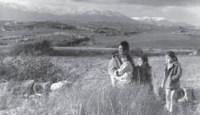 Carmen Córdoba y su familia