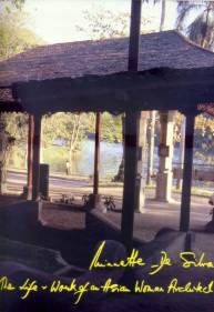 Minnette de Silva, portada autobiografía