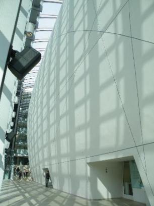 Anna Maria Indrio, Darwin Centre, Londres
