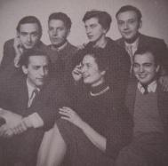 Carmen Córdova, Organización de Arquitectura Moderna (oam)