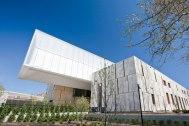 Billie Tsien, Fundación Barnes, Filadelfia, Estados Unidos.