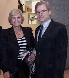 Sara Topelson, con su esposo y socio, José Grinberg
