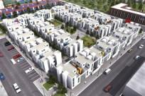Sara Topelson, Conjunto de viviendas CONAVI, México (Grinberg Topelson Arquitectos)