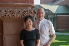 Billie Tsien y su socio y esposo, Tod Williams