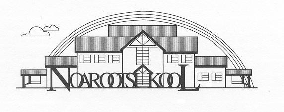 Maarja Nummert (1987): Escuela Secundaria en Norarootsi. Logotipo de la escuela