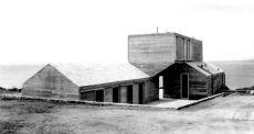 Cecilia Puga. Casa Bahía Azul