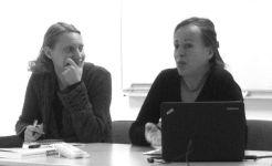 Anne Debarre y Elise Macaire, ENSA Paris la Villette