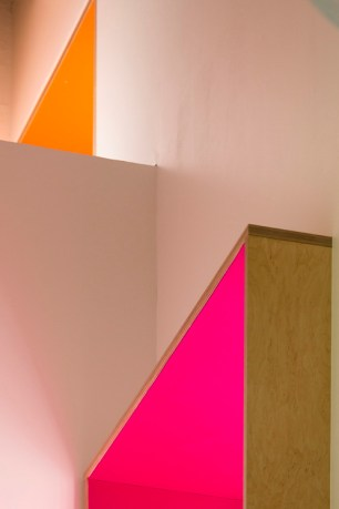 Dorte Mandrup, Children's Culture House Ama'r. Copenhague, 2013.