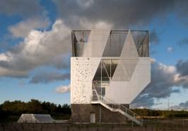 Dorte Mandrup, Herstedlund, Fælleshus - Dorte Mandrup Arkitekter, Community Center Herstedlund. Albertslund, 2009