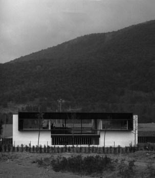 Carme Pigem, RCR Arquitectes. Casa para un herrero y una peluquera, La Canya, Girona, 1999-2000